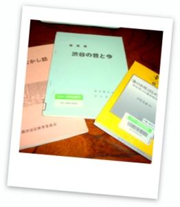 渋谷区西原図書館 2013年本の福袋 中身